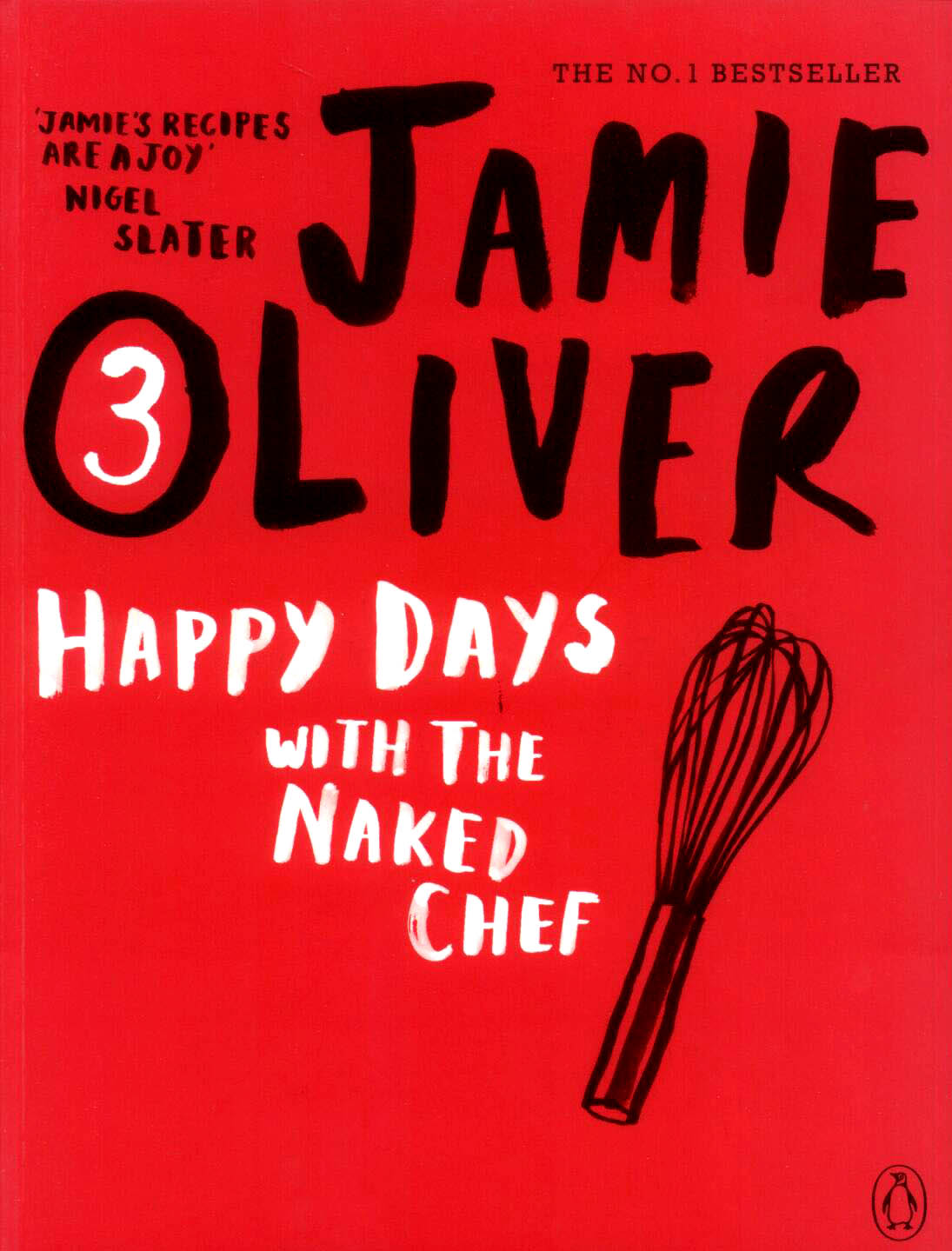 Jamie Oliver Happy Days With The Naked Chef