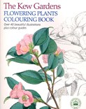 Flowering Plants Colouring Book