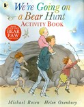 Michael Rosen – We're Going on a Bear Hunt - Activity Book