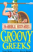 Terry Deary – Groovy Greeks - Horrible Histories