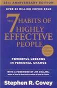 Stephen R. Covey – The 7 Habits of Highly Effective People