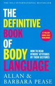 Pease Allan & Barbara – The Definitive book of body language