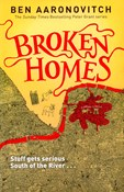 Ben Aaronovitch – Broken homes