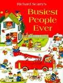 Richard Scarry – Busiest people ever