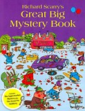 Richard Scarry – Great big mystery book