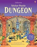 Dungeon sticker puzzle