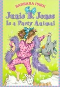 Barbara Park – Junie B. Is a party animal