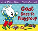 Donaldson Julia – Goat goes to playground