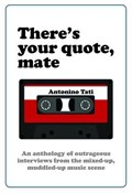 Antonino Tati – There's your quote, mate
