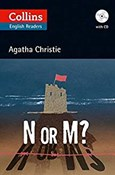 Christie Agatha – N or M? with CD