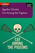 Agatha Christie – Cat among the pigeons (Collins easy readers)