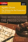 Agatha Christie – Witness for the Prosecution and other stories (Collins easy readers)