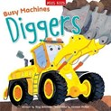Amy Johnson – Busy Machines Diggers