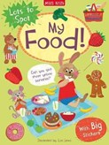 Becky Miles – Lots to spot My Food!