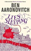 Ben Aaronovitch – Lies Sleeping (hardcover)
