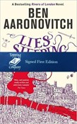 Ben Aaronovitch – Lies Sleeping (Signed First Edition)