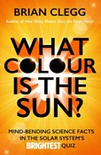Brian Clegg – What colour is the sun?