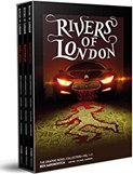 Ben Aaronovitch – Rivers Of London (Graphic Novel Collection Vol. 1-3)