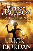 Rick Riordan – Percy Jackson and the Last Olympian