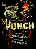 Neil Gaiman – Mr. Punch (hardcover)