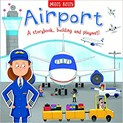 Belinda Gallagher – Airport - A story book, building and playmat!