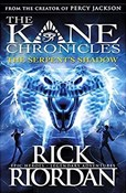 Rick Riordan – The Kane Chronicles 3:  The Serpents Shadow