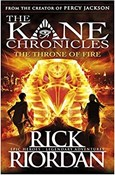 Rick Riordan – The Kane Chronicles 2: The Throne of Fire
