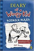Jeff Kinney – Diary of a wimpy kid 2 Rodrick rules