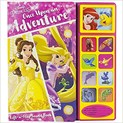 Disney Princess Once upon adventure: lift-a-flap sound book