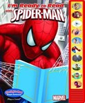 I'm ready to read with Spiderman