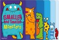 Moira Butterfield – Smaller and smaller monsters