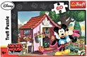 Puzzle 60D Mickey a Minnie