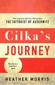 Heather Morris – Cilka's Journey: The Sunday Times bestselling sequel to The Tattooist of Auschwitz