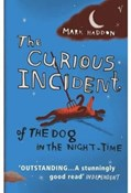 Mark Haddon – Curious incident of dog in the night-time