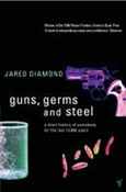 Jared Diamond – Guns germs and steel