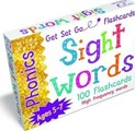 Fran Bromage – Get Set Go Phonics Flashcards: Sight Words