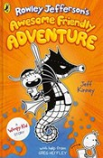 Jeff Kinney – Rowley Jeffersons Awesome friendly adventure