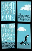 Jonas Jonasson – Hundred-year-old man who climbed out of the window and disappeared