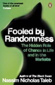 Nassim Nicholas Taleb – Fooled by Randomness: The Hidden Role of Chance in Life and in the Markets