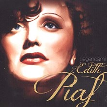 Legendární Edith Piaf