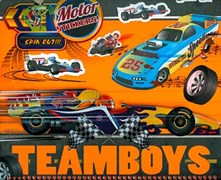 TEAMBOYS Motor Stickers!