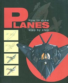 Planes step by step How to draw