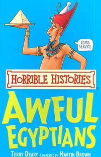Awful Egyptians - Horrible Histories