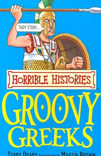 Groovy Greeks - Horrible Histories