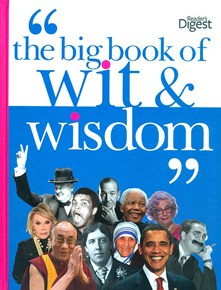 The big Book of Wit & Wisdom