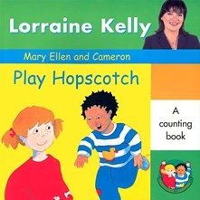 Play Hopscotch A Counting Book