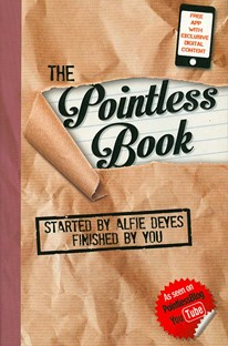 Pointless Book: Started by Alfie Deyes, Finished by You