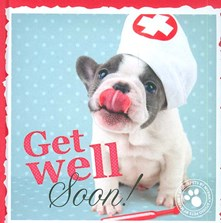Get well Soon! Image Books