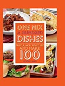 One mix a hundred dishes
