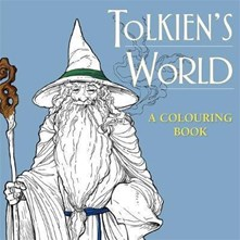 Tolkien's world - A colouring book